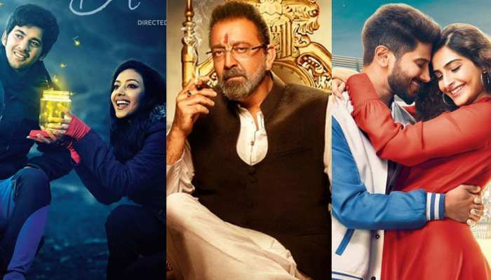 Which film watch first Pal Pal Dil Ke Paas, Prassthanam or The Zoya Factor