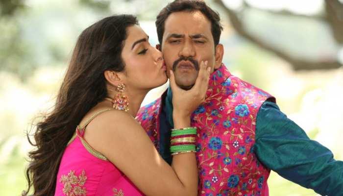 इस भोजपुरी फिल्म की शूटिंग में जुटे निरहुआ, आम्रपाली के साथ आएंगे नजर