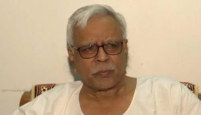 शिवानंद तिवारी का दावा, 'RJD-JDU के साथ आने को लेकर हो रही थी नीतीश कुमार से बात'