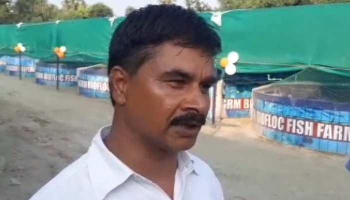 बिहार: CRPF की नौकरी छोड़ मछली पालन में जुटा जवान, लाखों की हो रही आमदनी