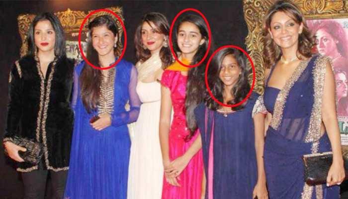 7 साल पुरानी तस्वीर आई सामने, पहले ऐसी दिखती थीं सुहाना, अनन्या और शनाया