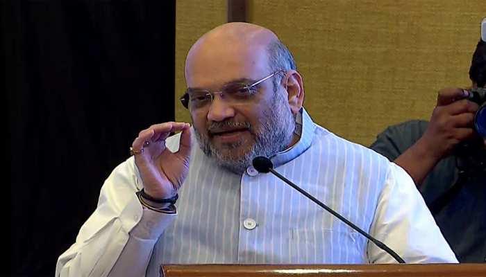 BJP शासित राज्यों के मुख्यमंत्रियों के साथ अमित शाह की बैठक