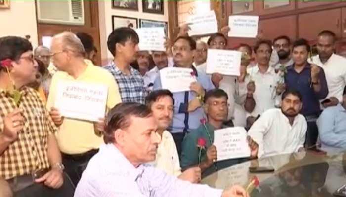 राजस्थान: PHED विभाग के खिलाफ इंजीनियर्स का हल्लाबोल, 30 सितंबर तक का दिया अल्टीमेटम