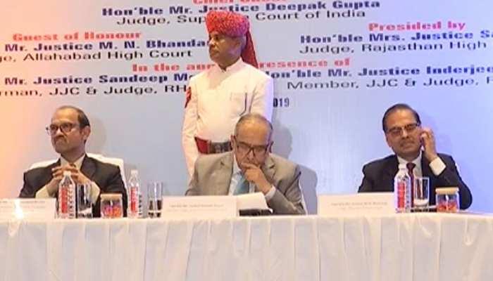 राजस्थान: किशोर न्याय अधिनियम पर सुप्रीम कोर्ट के न्यायाधीश का बड़ा बयान, कहा...