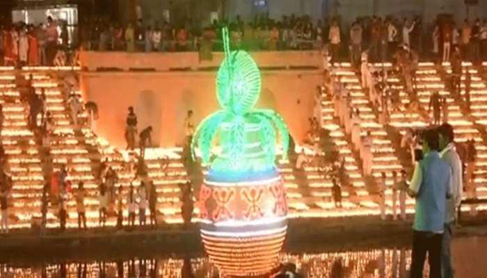 अयोध्या में मनेगी त्रेता युग वाली दीवाली, 3 लाख 21 हजार दीयों से जगमग होगी प्रभु राम की नगरी