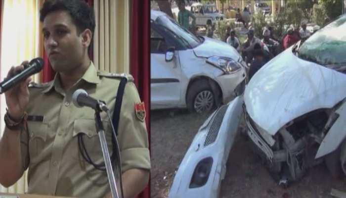 डूंगरपुर जिले में बढ़ा सड़क हादसों का ग्राफ, पुलिस ने चलाया जागरुकता अभियान
