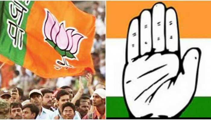 मंडावा विधानसभा उप-चुनाव में कांग्रेस-BJP आमने-सामने, होगी कांटे की टक्कर