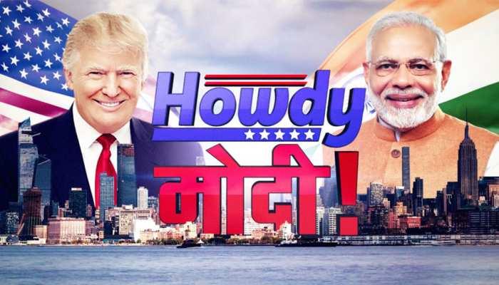 LIVE: ह्यूस्टन में भी हो रहा नमो... नमो... Howdy Modi कार्यक्रम में पहुंचे भारतीय