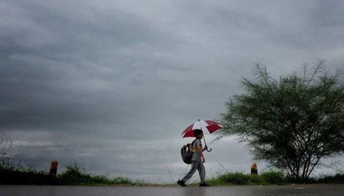 झुंझुनूं में आज जमकर बरसीं मेघारानी, तेज गर्मी और उमस से लोगों को मिली राहत