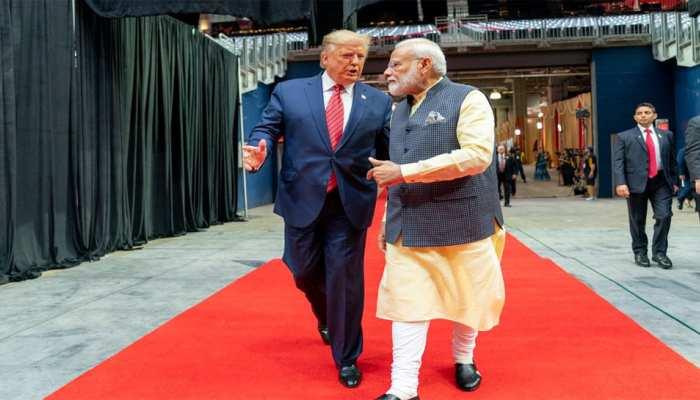 Howdy Modi: डोनाल्ड ट्रंप बोले, 'भारत में होने जा रहा है NBA मैच, सावधान! मैं आ सकता हूं'