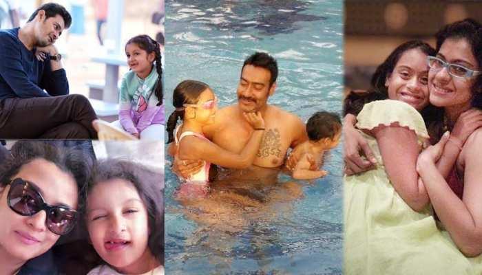 DAUGHTERS DAY पर बॉलीवुड सितारों ने शेयर की प्यार भरी तस्वीरें