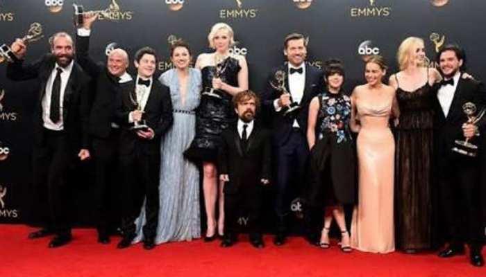 Emmy Awards: 'गेम ऑफ थ्रोन्स' ने जीता बेस्ट ड्रामा सीरीज का अवॉर्ड, यहां देखें विनर्स लिस्ट