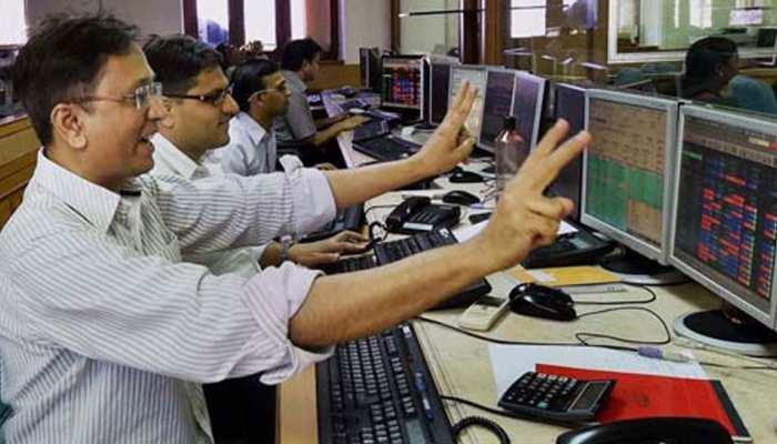 कॉरपोरेट टैक्स में कटौती से शेयर बाजार गुलजार, सेंसेक्स 39 हजार के पार