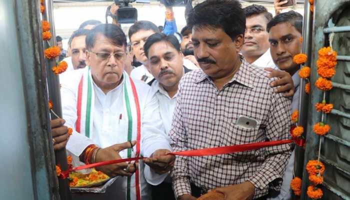 MP: कमलनाथ सरकार की नई पहल, श्राद्ध तर्पण के लिए चलाई 'मुख्यमंत्री तीर्थ दर्शन ट्रेन'