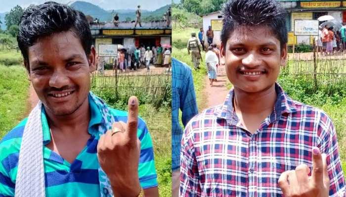 LIVE: दंतेवाड़ा विधानसभा सीट के लिए वोटिंग जारी, दोपहर 3 बजे तक 59 % मतदान