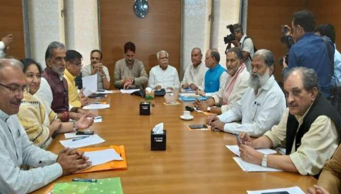 हरियाणा में BJP के मौजूदा सांसदों के परिवार को नहीं दिया जाएगा टिकटः सूत्र