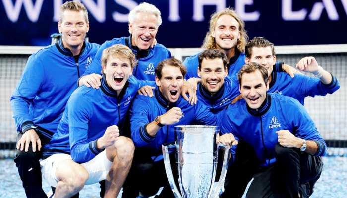 Tennis: टीम यूरोप ने लेवर कप में बनाई खिताबी हैट्रिक, ज्वेरेव ने जीता निर्णायक मैच