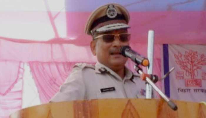 बिहार: जनसंवाद से बिहार पुलिस कंट्रोल करेगी क्राइम, कार्यक्रम में पहुंचे डीजीपी