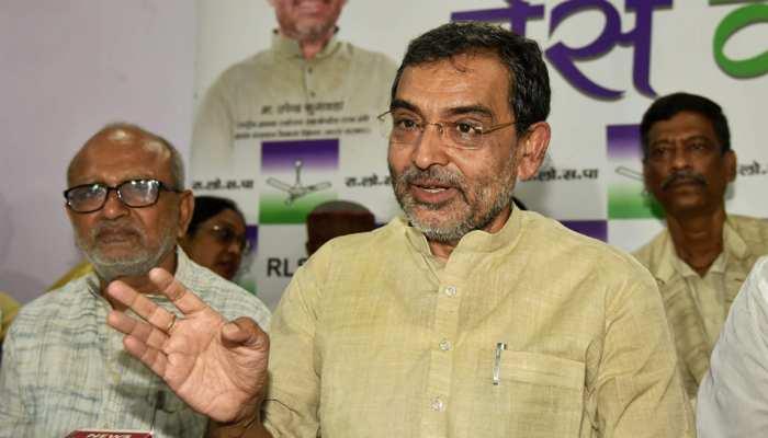 RSS नेता से मुलाकात पर उपेंद्र कुशवाहा बोले, 'नीतीश कुमार चेहरा दिखाने लायक नहीं रहेंगे,
