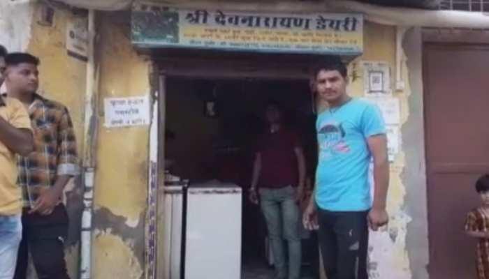 राजस्थान: चोरों ने देर रात डेयरी बूथ पर की चोरी, पुलिस ने मामला किया दर्ज