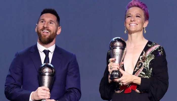 FIFA: मेसी ने छठी बार जीता अवार्ड, विश्व कप विजेता कप्तान बनी बेस्ट वुमन प्लेयर