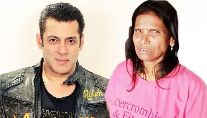 रानू मंडल को फ्लैट गिफ्ट करने की बात पर सामने आया सलमान खान का REACTION