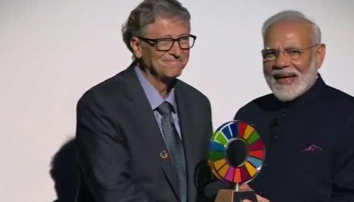 PM मोदी को स्वच्छ भारत के लिए मिला वैश्विक सम्मान, भारतीयों को किया समर्पित
