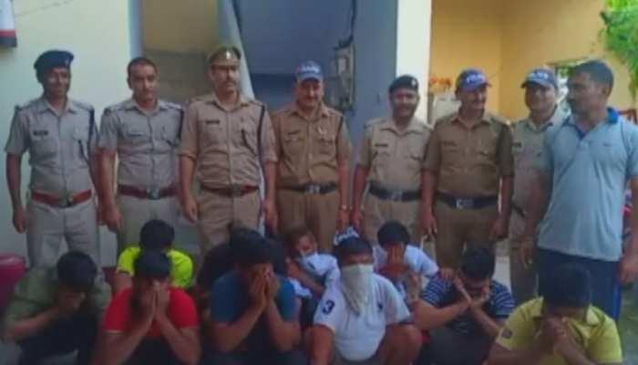 सेना की भर्ती में फर्जी दस्तावेज लेकर आए UP के 7 युवक गिरफ्तार, गैंग का मुख्य आरोपी भी दबोचा