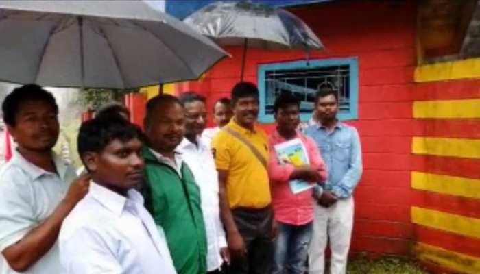 झारखंड: SAIL के चेयरमैन से मिलने से रोका तो ग्रामीणों ने किया लोक सुनवाई का बहिष्कार