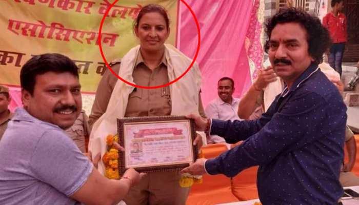गाजियाबाद पुलिस पर 60 लाख रुपये गबन का आरोप, CCTV फुटेज से खुली पोल