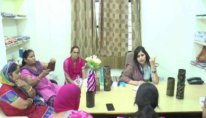 झुंझुनूं: सामाजिक कार्यकर्ता आर्या यादव की पहल, महिलाओं को मिलेगा हुनर दिखाने का मौका