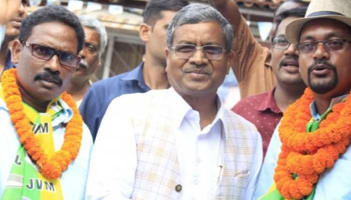झारखंड में JVM का शक्ति प्रदर्शन, बाबूलाल मरांडी ने रैली में रघुवर सरकार पर साधा निशाना