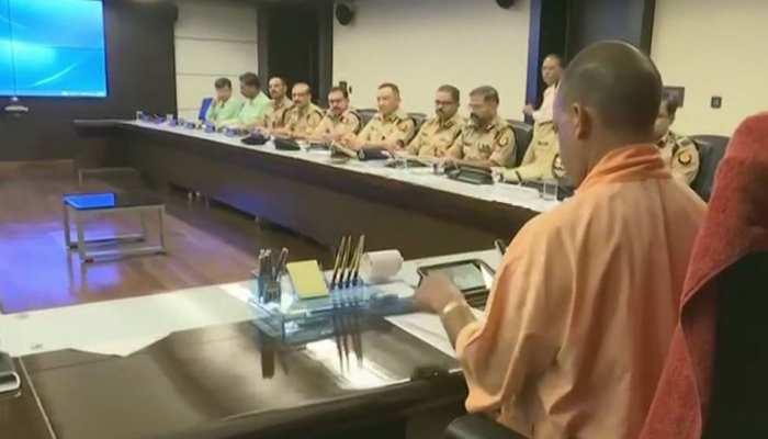 CM योगी बोले, 'ADG अपने-अपने जिलों के पुलिस अधीक्षकों की कार्यप्रणाली पर नजर रखें'