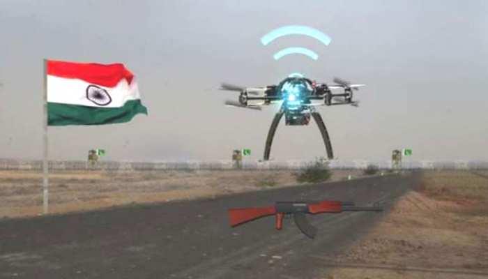 पंजाब सरकार के मंत्री का बयान, पुलिस और BSF के पास नहीं है ड्रोन पकड़ने वाले यंत्र