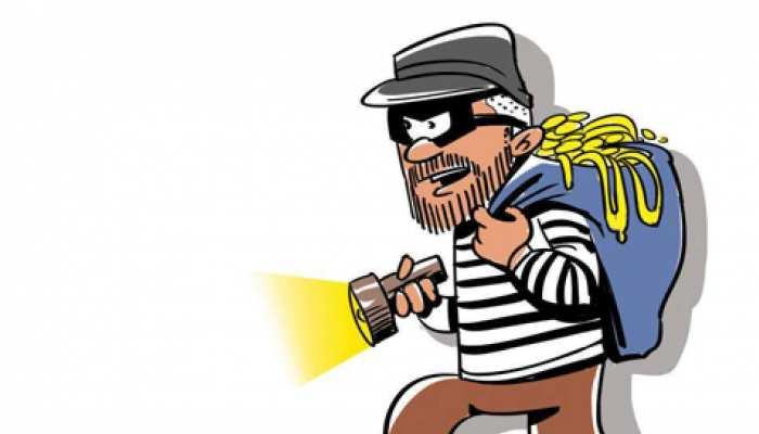 अजमेर में नहीं थम रहा चोरों का आतंक, एक साथ इलाके की चार जगहों पर की लाखों की चोरी