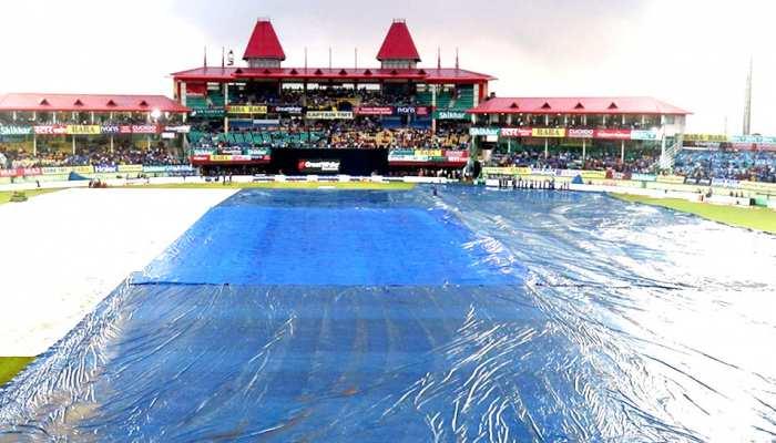 INDvsSA: प्रैक्टिस मैच का इंतजार कर रहे खिलाड़ियों का झटका, पहला दिन बारिश में धुला