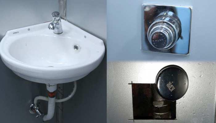 रेलवे ने मुसाफिरों की सुविधा के लिए Train Toilets में लगावाईं महंगी फिटिंग्स, चोरों ने कर दिया हाथ साफ