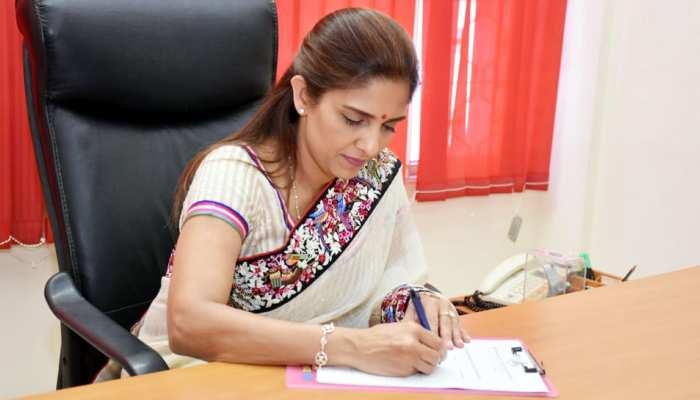 श्रीनिवासन की बेटी रूपा ने रचा इतिहास, देश के किसी भी क्रिकेट बोर्ड की पहली अध्यक्ष बनीं