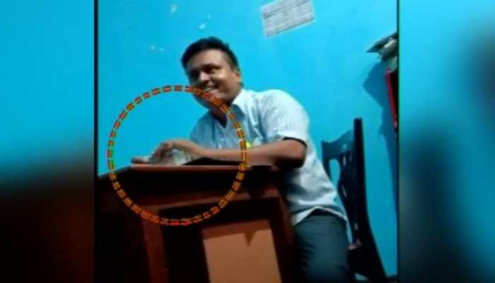 बिहार: गोपालगंज अंचल कार्यालय में रिश्वत का खुला खेल, घूस लेने का वीडियो वायरल