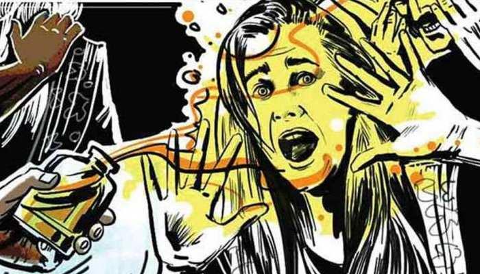 सहारनपुर में युवती पर तेजाब से हमला, गंभीर हालत में अस्पताल में भर्ती