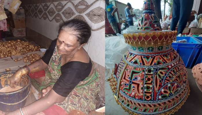 PHOTOS: 350 families of Kumbharwada have been making clay lamps for 40 years