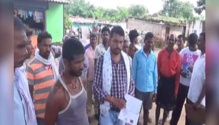 छत्तीसगढ़ः जिला प्रशासन ने 11 सौ की आबादी वाले गांव को घोषित कर दिया वीरान, ग्रामीणों ने जताई नाराजगी