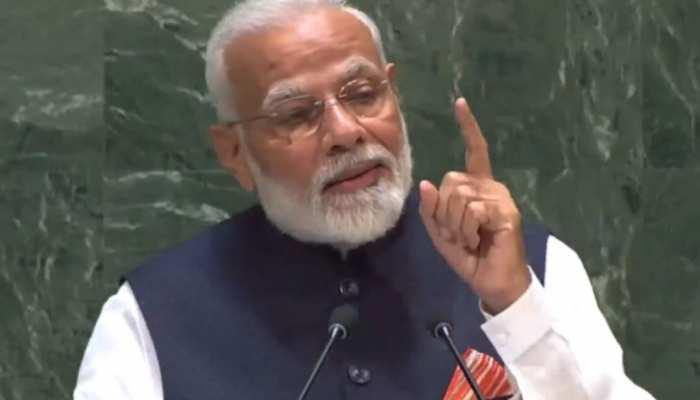आतंकवाद पर पीएम मोदी की दहाड़, कहा- 'भारत ने दुनिया को युद्ध नहीं बुद्ध दिए'