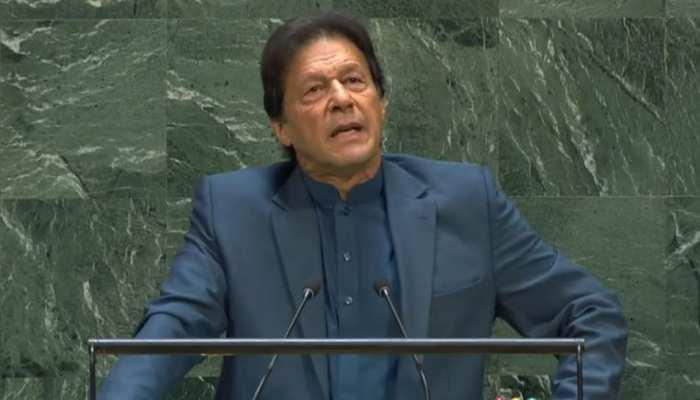UNGA के मंच पर इमरान खान का कट्टरपंथी मौलाना अवतार, करते रहे 'इस्लामिक आतंकवाद' का बचाव