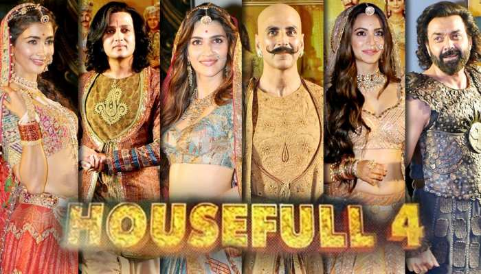 'Housefull 4' trailer launch event stars arrived in this style, see photos