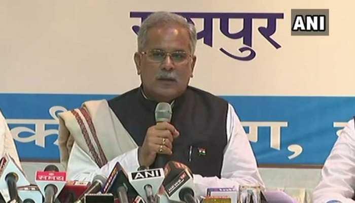 दंतेवाड़ा उप-चुनाव: BJP ने कांग्रेस पर लगाया प्रशासनिक दुरुपयोग का आरोप, CM बघेल ने किया पलटवार