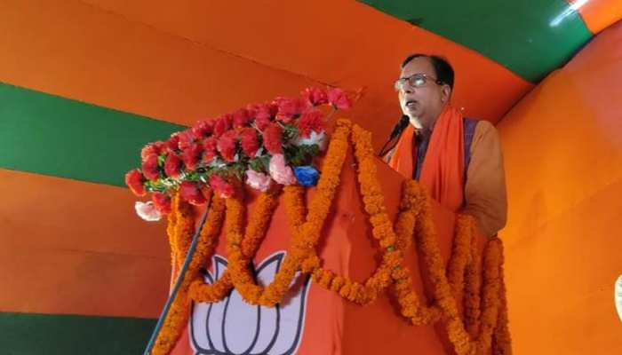 बिहार: मोतिहारी में हुआ बिहार BJP अध्यक्ष संजय जायसवाल का भव्य स्वागत
