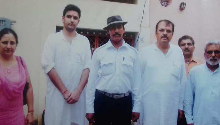पंचकुला के जगदीश को देख याद आ जाते हैं भगत सिंह, शहीद-ए-आजम के परिवार से भी है रिश्ता