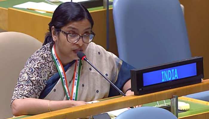 UNGA: युवा राजनयिक विदिशा मैत्रा ने दिए ऐसे-ऐसे तर्क, पाकिस्तान हो गया बेबस