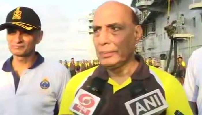 भारत 26/11 का आतंकवादी हमला कभी नहीं भूल सकता: रक्षा मंत्री राजनाथ सिंह